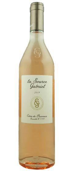 Source Gabriel Rose AOC Cotes de Provence 2019