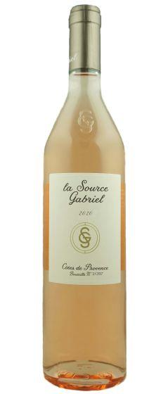 Source Gabriel Rose AOC Cotes de Provence 2020
